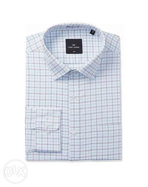 It's brand new Park avenue formal shirt. Shirt