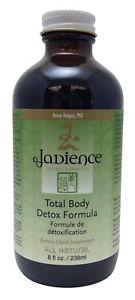 Jadience Total Body Detox Formula All Natural Liquid Liver