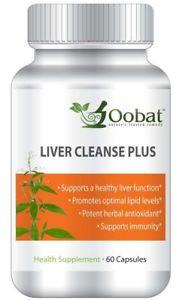 Liver Cleanse Plus: Natural Detox Advanced Formula That