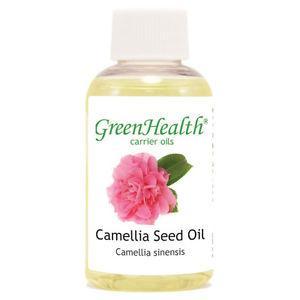 2 fl oz Camellia Oil Carrier Oil (100% Pure & Natural) -