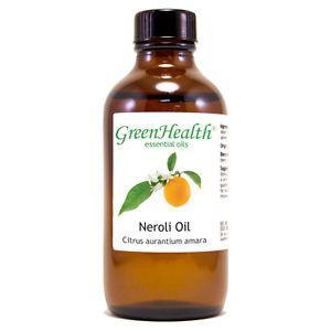 4 fl oz Neroli Essential Oil (100% Pure & Natural) -