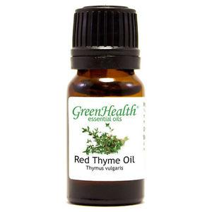 5 ml Thyme Red Essential Oil (100% Pure & Natural) - From