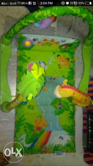 Fisher price baby musical gym fresh piece at