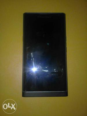 Its blackberry priv 1 year old with box and