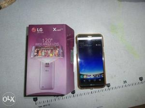 Lg X cam 4g dual sim with dual camera 13mpx with