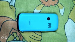 My i-kall mobile phone with dual sim and camera,