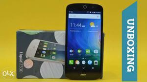 Offer!! Acer z30 Showroom Piece Dual Sim, 4G, 3G,