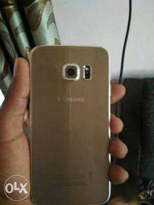Samsung galaxy s6 edge good conditions