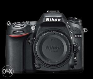 2 Month old Nikon D Camera