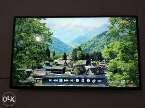 40 inch Sony full HD led tv with wifi internet smart android