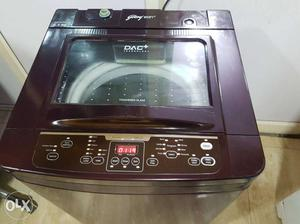 Godrej dac+ top load fully automatic washing machine with