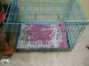 I want to sale my big size cage urgent only in