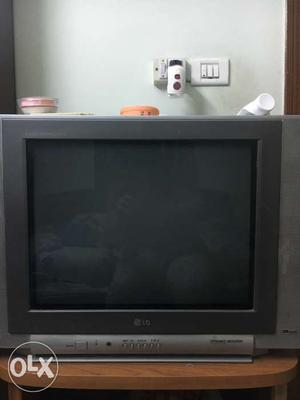 LG Flatron Gold 18 inches tv in good condition