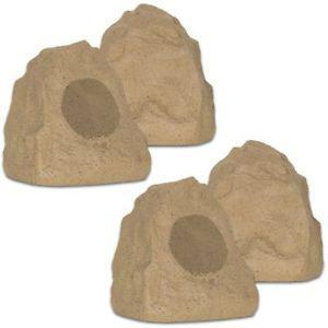 Theater Solutions 4R4S Outdoor Weatherproof Sandstone Rock