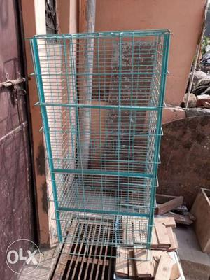 This is a brand new cage of a dog...never