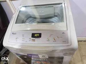 Whirlpool whitemagic top load automatic washing machine with