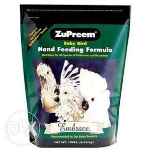 ZuPreem Baby Bird Hand Feeding Formula Pack