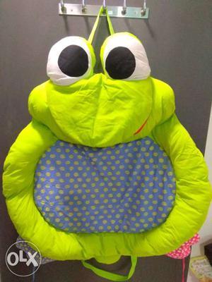 Baby bedding with sleeping bag