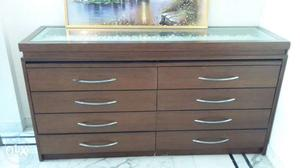 Chest of drawers in excellent condition. custom