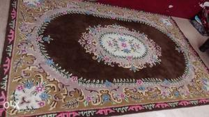 Kashmiri Carpet Pure Wool