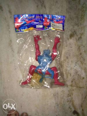 Spider man (toy) for your kids (+3 years old)