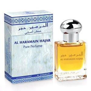 AL HARAMAIN HAJAR 15 ML ATTAR / ITTAR ROLL ON / CONCENTRATED