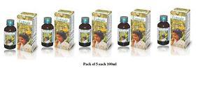 De Cofmala Herbal Cough Syrup (100 ml) - pack of 5