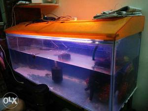 "4'x1.5"" Aquarium at very low price if realy"