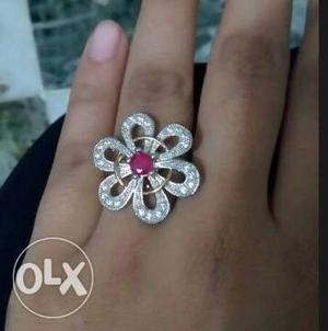 American diamond ring selling only for rs99