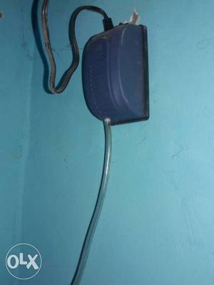 Blue Fish Tank Oxygen