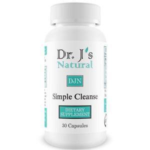 Dr Js Natural Simple Cleanse: 28 day Colon Cleanse
