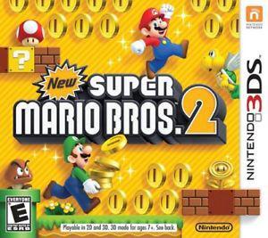New Super Mario Bros. 2 (Nintendo 3DS) BRAND NEW