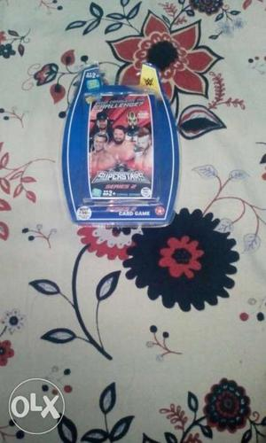 WWE Superstars Series 2- Super Deluxe,Red (Trading Cards)