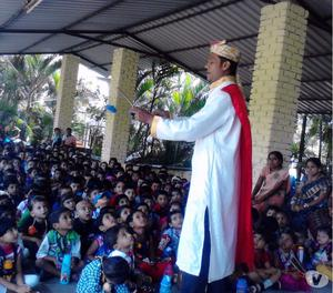 Magician 100% Entertainment R.Ali. Pune
