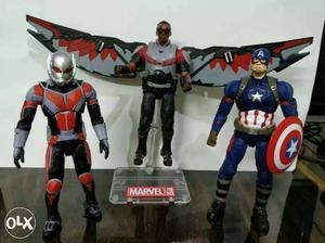 Team Captain America from marvel legends for sale.