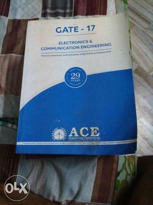 Gate - 17 Ace Electronics & Communication Engineering