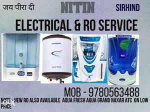Ro service only 200 at your door step geyser