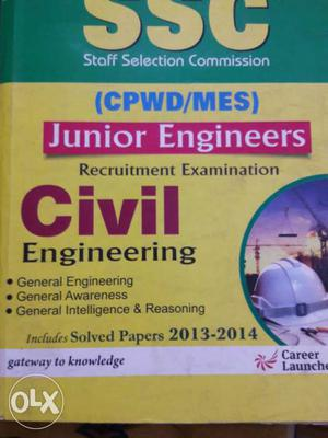 SSC Junior Engineers Book
