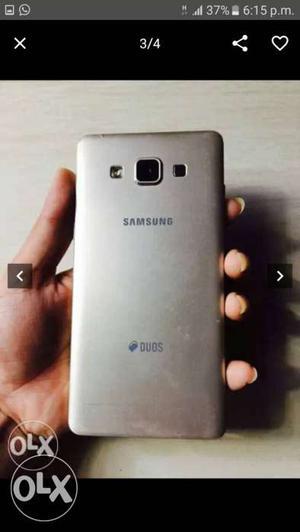 Samsung A5 gud nd clean piece
