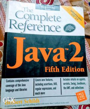 The Complete Reference Java 2 Book