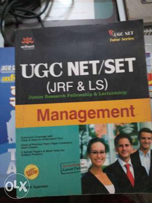 UGC Net/set Management Book