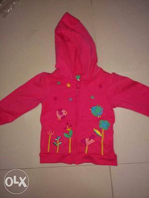Zipper hoodies for girls n boys... only intrstd