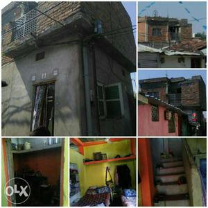 300 sq double flour house for sale in shivnkar