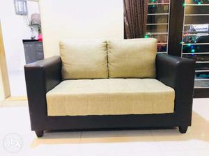 6 Seater Sofa Set(3-2-1) - Excellent Condition