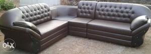 Corner sofa set at offer price