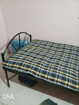 Mid size single bed(3 month old bed)