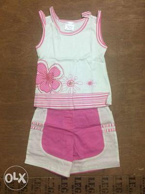 Baby girl dress for 1 year old