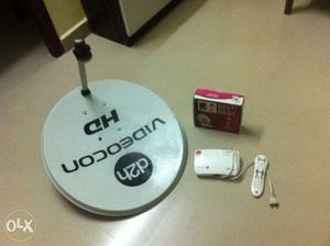 I want to sell my videocon d2h set top box good