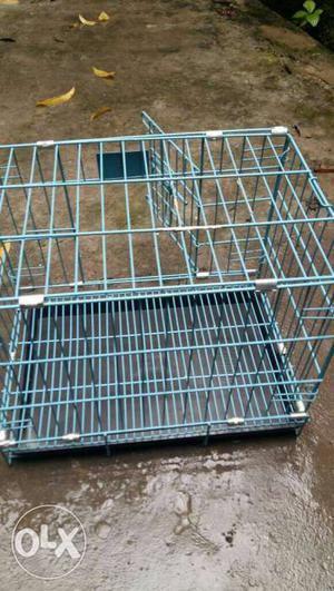 Puppy cage for sale. In very good condition.