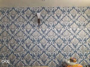 3D Imported Wallpaper at Paint cost